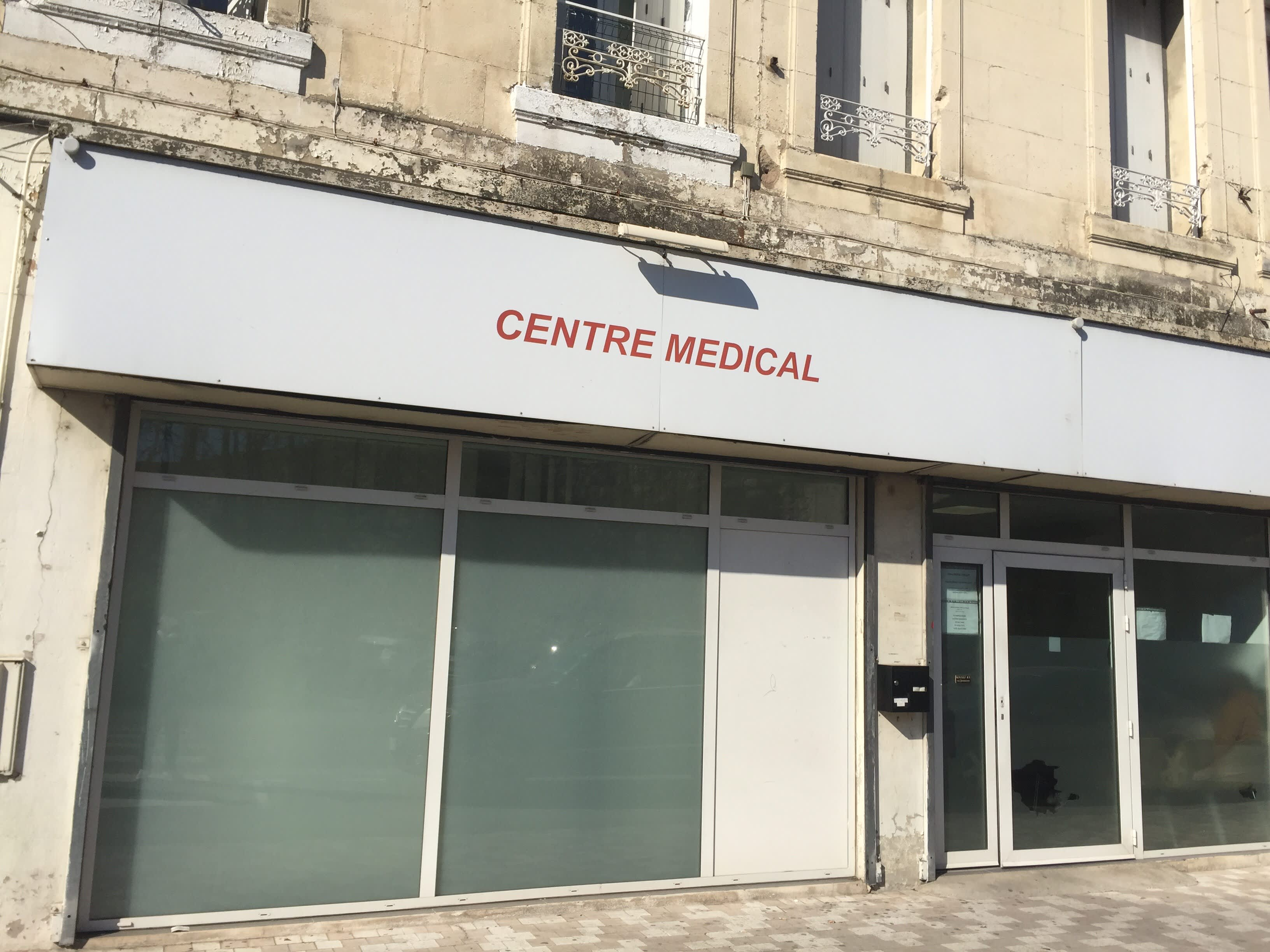 Centre Medical Stalingrad Cabinet Medical A Arles