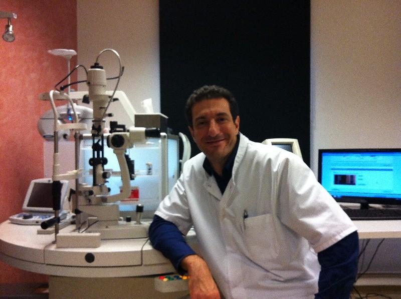 Dr André MSELLATI, Ophtalmologueà Arras Prenez rendez vous en ligne # Hopital Bois Bernard