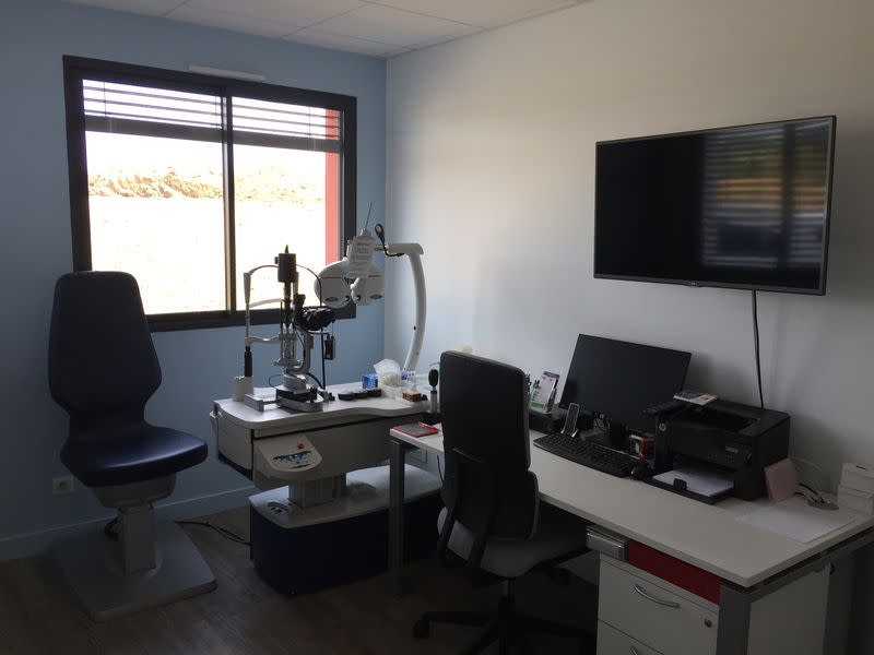dr adnan al ahmad ophtalmologue cholet prenez rdv en ligne. Black Bedroom Furniture Sets. Home Design Ideas