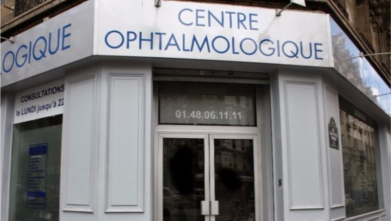 Centre ophtalmologique parmentier cabinet m dical paris - Cabinet medical paris 11 ...