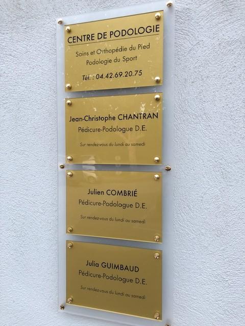 Julien COMBRIE Pedicure Podologue A Cabries Prenez RDV En Ligne