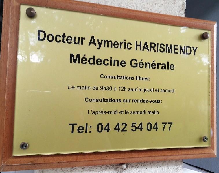 dr aymeric harismendy  m u00e9decin g u00e9n u00e9raliste  u00e0 venelles