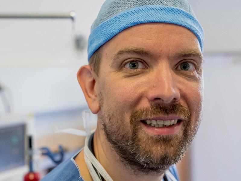 anesthesiste en anglais