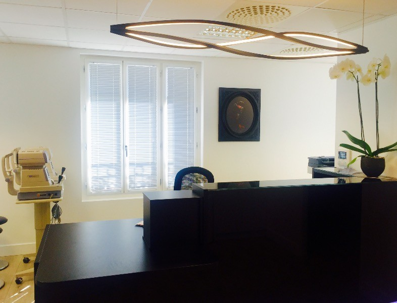 institut d 39 ophtalmologie de nice cabinet m dical nice. Black Bedroom Furniture Sets. Home Design Ideas