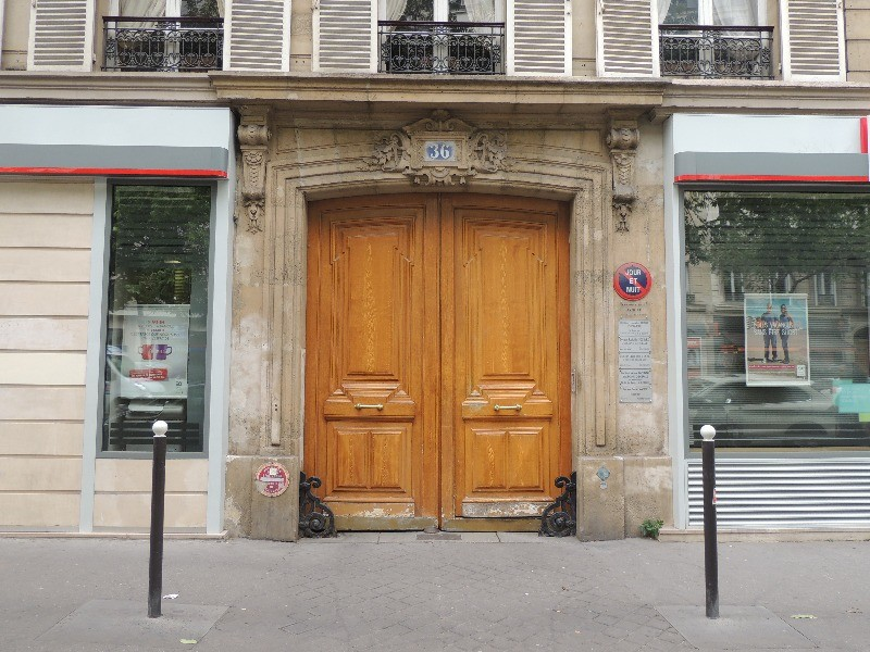 Cabinet de m decine g n rale du 36 boulevard voltaire cabinet m dical paris - Cabinet medical paris 15 ...