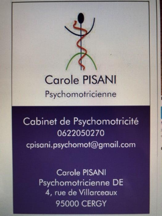 Carole PISANI Psychomotricien A Cergy Prenez Rendez Vous En Ligne
