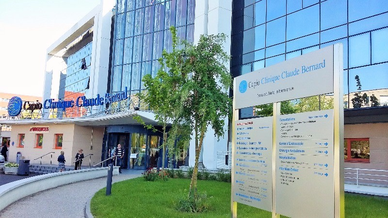 Clinique claude bernard clinique priv e ermont - Centre claude bernard guilherand granges ...