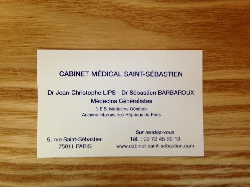 Dr Sebastien Barbaroux Medecin Generaliste A Paris