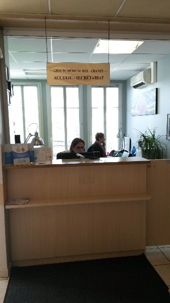 Cabinet m dical roy chanzy cabinet m dical les - Cabinet medical mezieres sur seine horaires ...