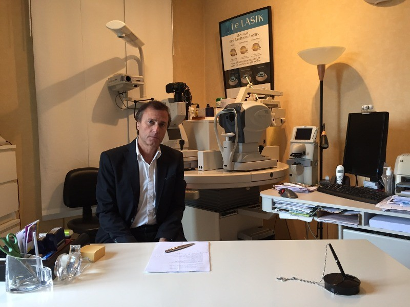 dr hugues etienne ophtalmologue courbevoie prenez rdv en ligne. Black Bedroom Furniture Sets. Home Design Ideas