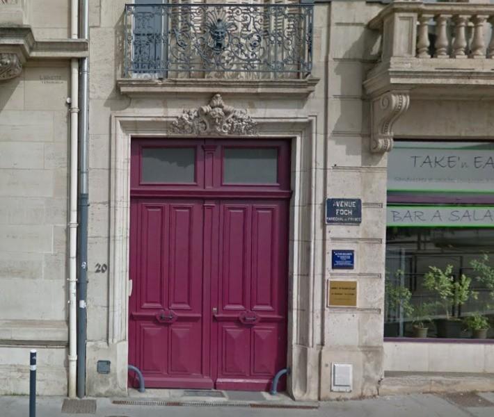 Dr ren aussedat rhumatologue nancy prenez rendez - Cabinet radiologie rue saint dizier nancy ...