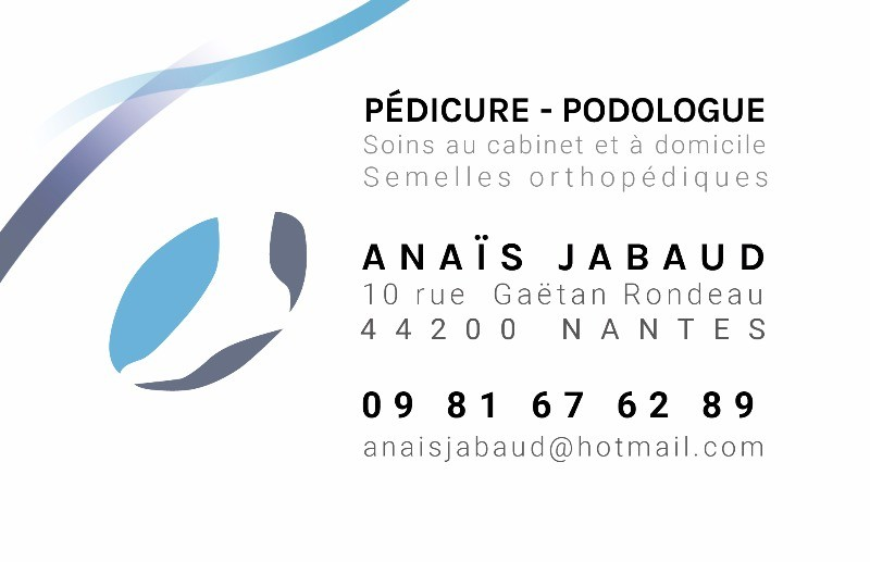 Anais JABAUD Pedicure Podologue A Nantes Prenez RDV En Ligne