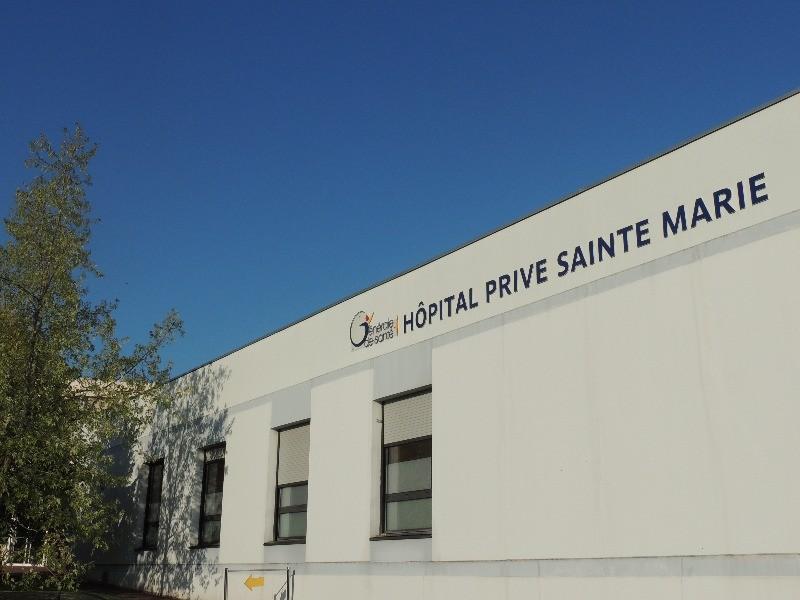 H pital priv sainte marie centre de radiologie chalon - Cabinet radiologie belleville sur saone ...