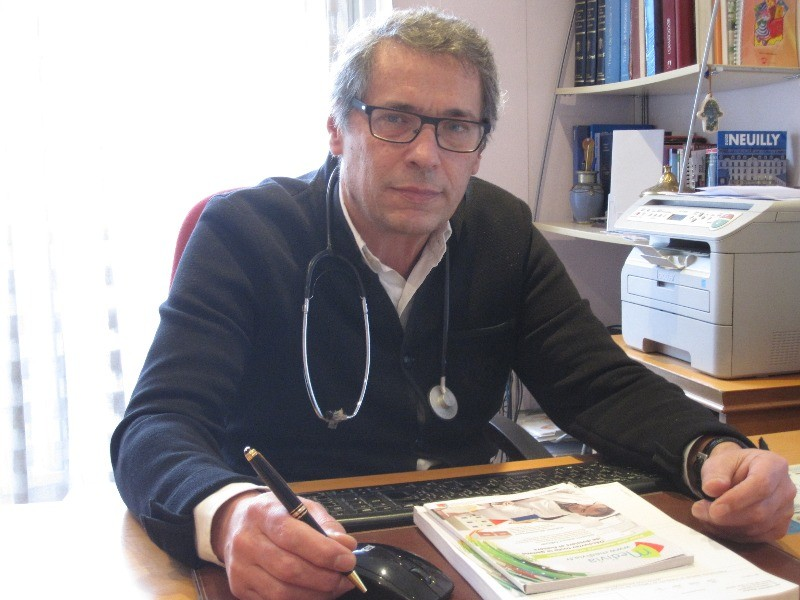 Dr maurice chetrit m decin g n raliste neuilly sur seine - Cabinet recrutement neuilly sur seine ...