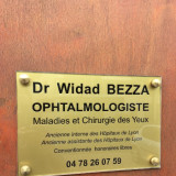 Dr Bezza, Ophtalmologue à Bron