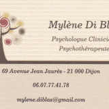 M. DI BLAS, Psychologue à Dijon