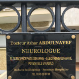 Dr ABDULNAYEF, Neurologue à VILLEMOMBLE
