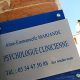 A-E. MARIANDE, Psychologue à Roquettes