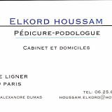 H. ELKORD, Pédicure-podologue à Paris 20