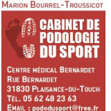 M. Bourrel-Troussicot , Podologue du sport à Plaisance-du-Touch
