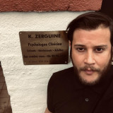 K. ZERGUINE, Psychologue à La Courneuve
