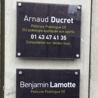 A. DUCRET, Pédicure-podologue à Paris