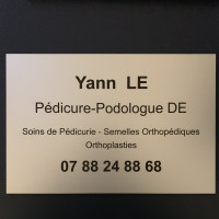 G-P-Y. LE, Pédicure-podologue à Paris