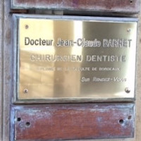 Dr Barret, Chirurgien-dentiste à Bordeaux