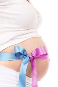 Pregnant - Baby bump