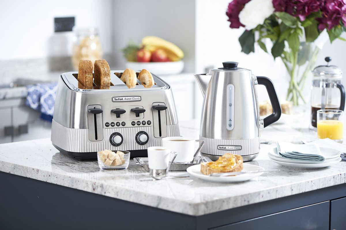 Toasters and Kettles for Tefal