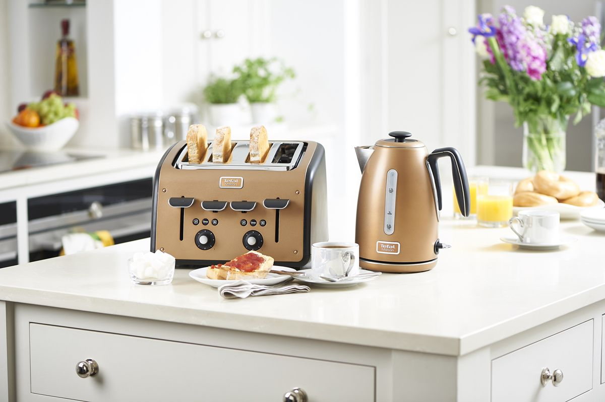 Tefal Toasters and Kettles
