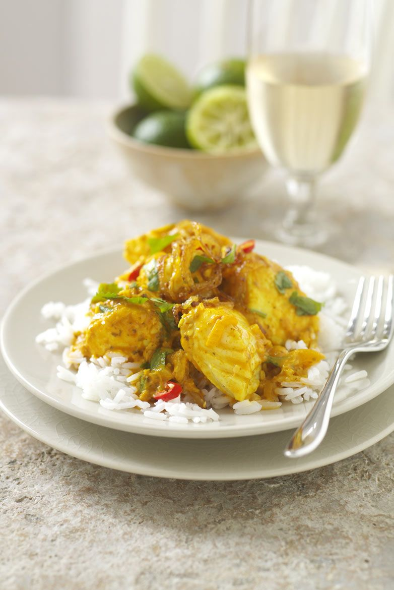 Fish curry for Select publishing magazine Vegetarian Living