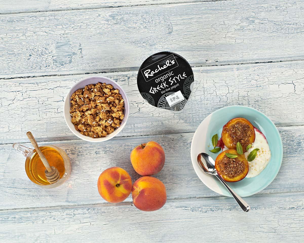 Rachel's Organic Yoghurt - Organic greek yoghurt