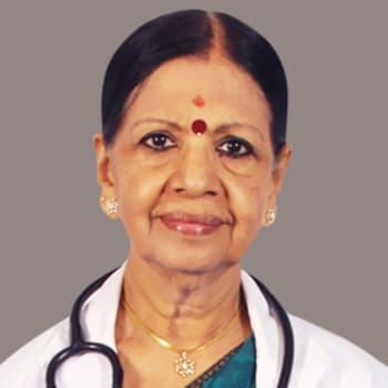 Gynaecologist in Kozhikode  -  Dr. V. Kamalam