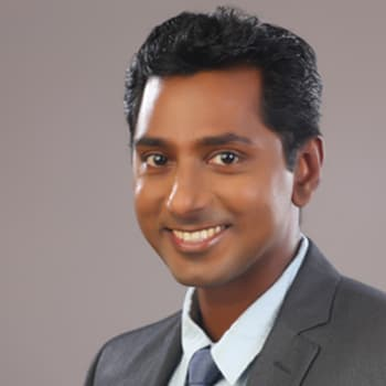 Pulmonologist in Kozhikode  -  Dr. Anoop M P