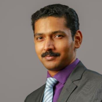 Pulmonologist in Kozhikode  -  Dr. Sijith KR