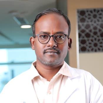 Cardiologist in Ernakulam  -  Dr. S. Venketeshwaran