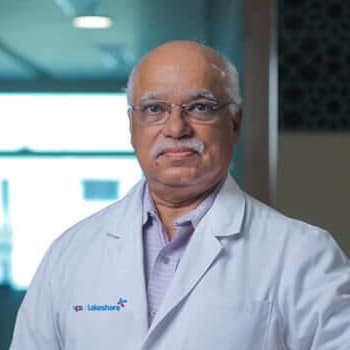 ENT in Ernakulam  -  Dr. Idiculla. K. Mathews