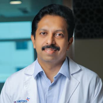 Oncologist in Ernakulam  -  Dr. Shawn T Joseph