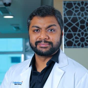 Oncologist in Ernakulam  -  Dr. Mihir Mohan T.