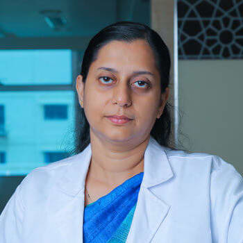 Oncologist in Ernakulam  -  Dr. Betty George Kannankeril