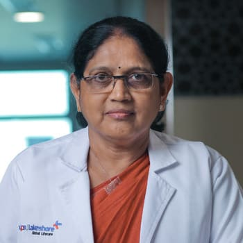 Oncologist in Ernakulam  -  Dr. Lizzy Cleetus