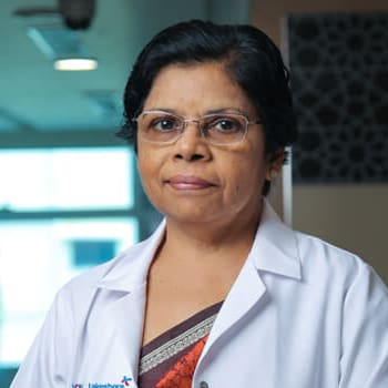 Gynaecologist in Ernakulam  -  Dr. Thresy George