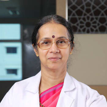 Oncologist in Ernakulam  -  Dr. Chithrathara. K