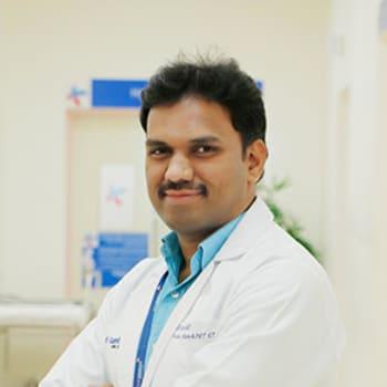 Oncologist in Ernakulam  -  Dr. Senthil. R