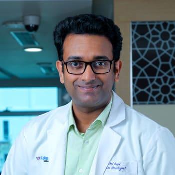 Oncologist in Ernakulam  -  Dr. Nikhil Gopi