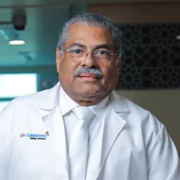 Oncologist in Ernakulam  -  Dr. Lazar J Chandy