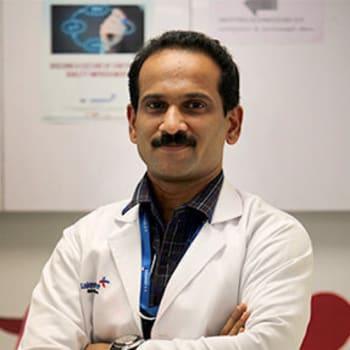Pediatrician in Ernakulam  -  Dr. Arun. A