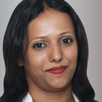 Dermatologist in Ernakulam  -  Dr. Krithi Raviraj Ullal
