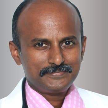 General Physician in Ernakulam  -  Dr. Joison Abraham